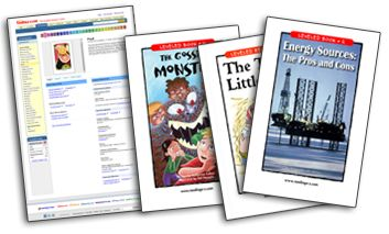 Reading A-Z: The online reading program with downloadable books to print and assemble