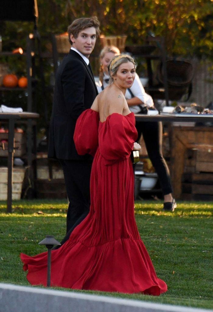 Jennifer Lawrence Wedding