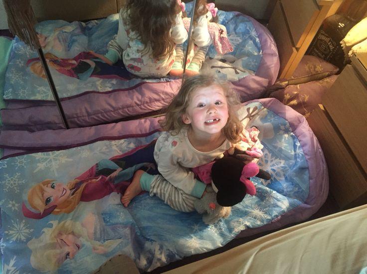 Sleep over with our Lacie-Jayne