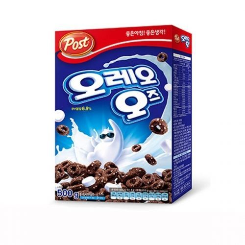 17 Best Images About Oreo O's Cereal On Pinterest