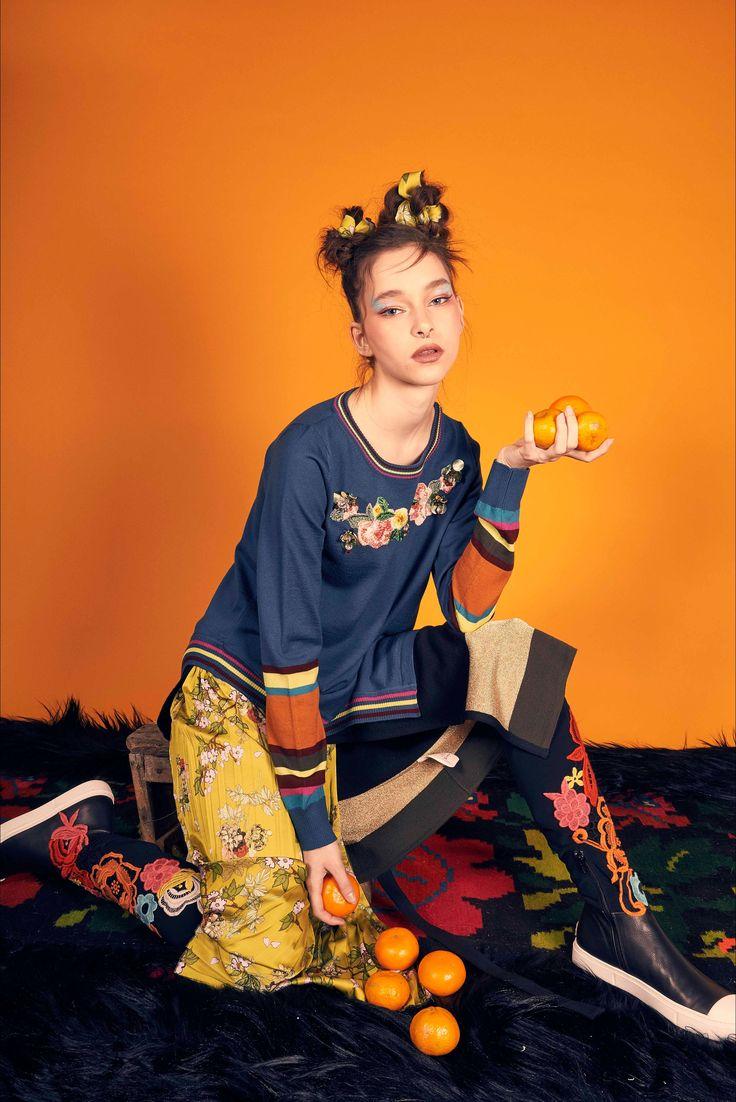 Guarda la sfilata di moda I'm Isola Marras a Milano e scopri la collezione di abiti e accessori per la stagione Collezioni Autunno Inverno 2017-18.