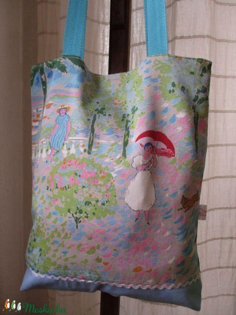 """Miss Selfridge""-táska (Mintamokus) - Meska.hu"