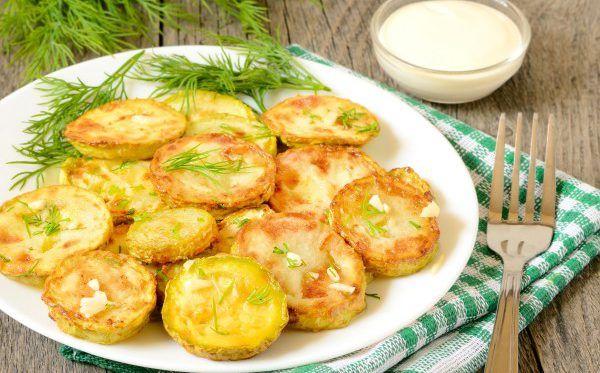 Простые и вкусные рецепты блюд из кабачков   ListNews.net