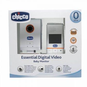 L'Essential Digital Video Baby Monitor offre le prestazioni fondamentali per vedere il tuo bambino in ogni momento, rimanendo in contatto con lui dentro e fuori casa. In Offerta fino al 30 Marzo a € 92.50