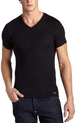 Calvin Klein Men's Micro Modal Short Sleeve V Neck $25.50 - $34.00