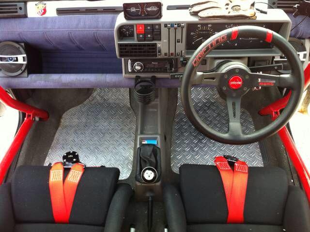 Fiat panda 4x4 offroad custom fiat panda pinterest for Panda 4x4 sisley off road