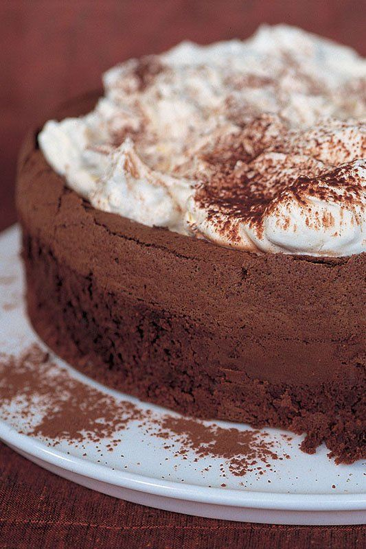 Chocolate Cloud Cake | Nigella's Recipes | Nigella Lawson