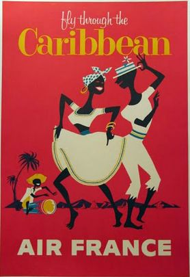 Caribbean - Air France