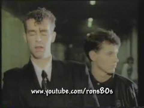 Pet Shop Boys West End Girls (Music Video) Youtube