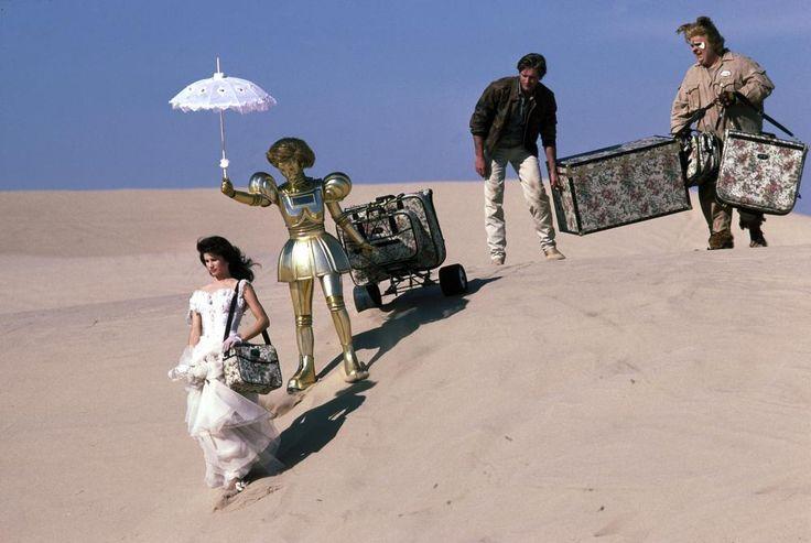 Spaceballs (1987) - Daphne Zuniga, Lorene Yarnall, Bill Pullman, John Candy