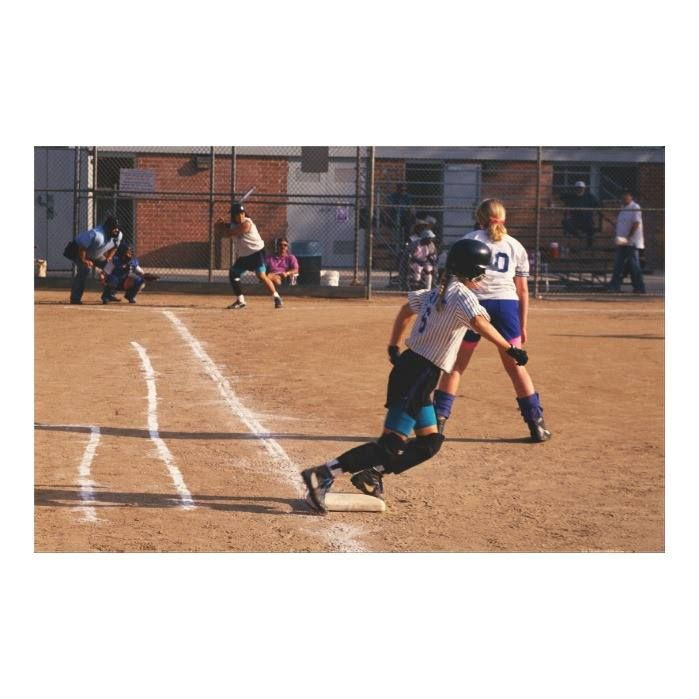 Customizable #1St#Base #Baseball#Catcher #Baseball#Diamond #Baseball#Helmet #Baseball#Player #Batting #Color#Image #Day #Full#Length #Group#Of#People #Horizontal #Medium#Group#Of#People #Motion #Only#Teenage#Girls #Outdoors #People #Photography #Recreational#Sports#League #Running #Sports #Teenager #Teenagers#Only #Yard#Line Softball game canvas print available WorldWide on http://bit.ly/2igqxtC
