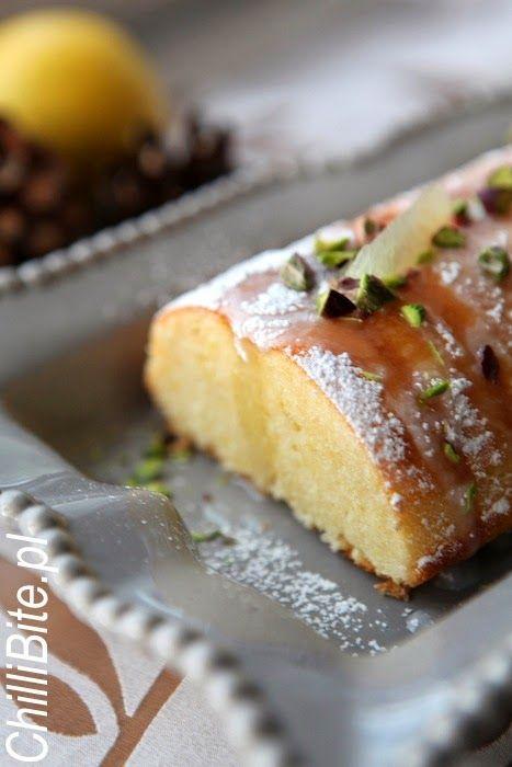 ChilliBite.pl - motywuje do gotowania!: Świąteczne ciasto cytrynowe