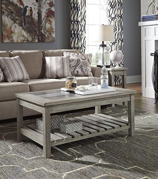 Veldar Rectangular COFFEE Table * D by Ashley Furniture is now available at American Furniture Warehouse. Shop our great selection and save!