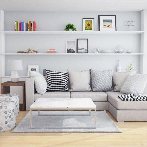 Idee per la #casa: l' #arredamento moderno alla ricerca degli spazi