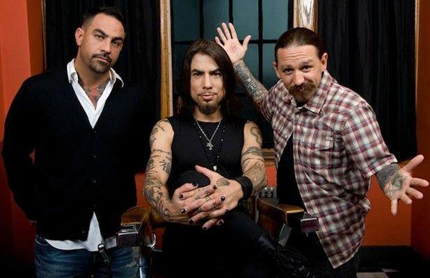 Spike TV Renews 'Ink Master' and 'Tattoo Nightmares'