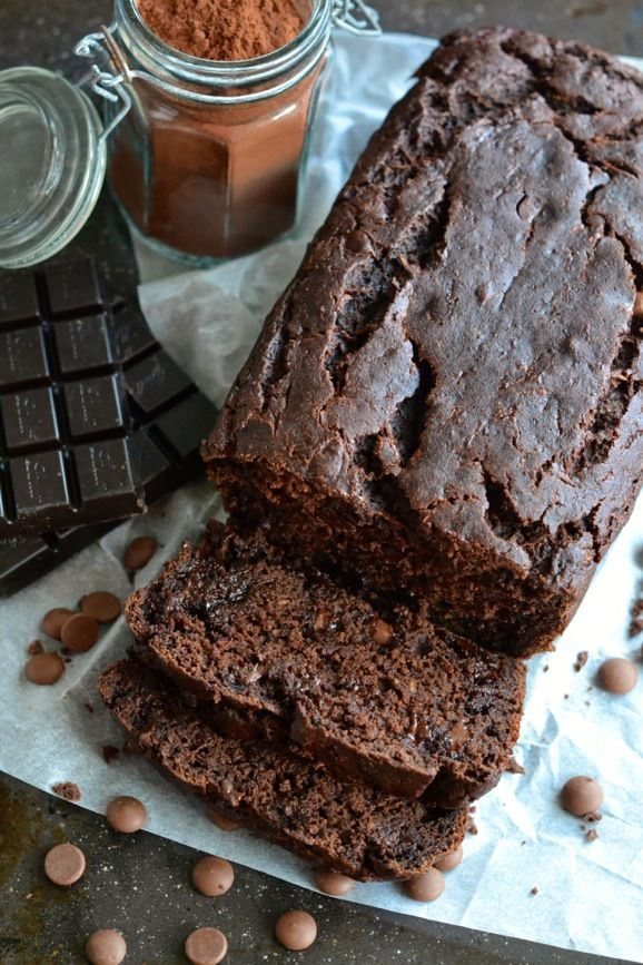 A rich chocolate treat that's actually healthy and gluten free? Look no further, this double chocolate zucchini bread is for you!