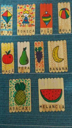 Psicopedagogia em Ação!: Alfabetização com quebra-cabeças!