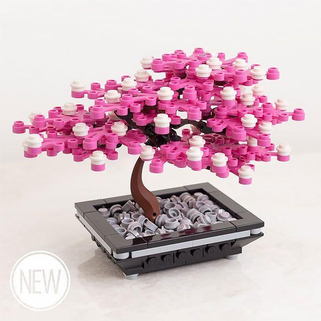 Head Back To The 80s With Chris Mcveigh S Lego Retro Desk Kits Design You Trust Lego Design Lego Tree Lego Craft