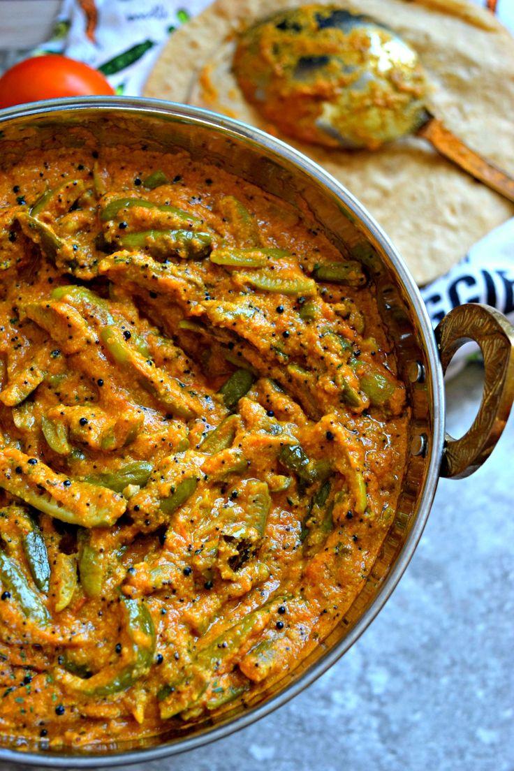 Shahi Parwal/Royal Ivy Gourd Curry%