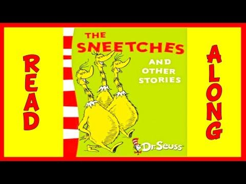 DR SEUSS - THE SNEETCHES AND OTHER STORIES ❤ Read Aloud Along Book - YouTube