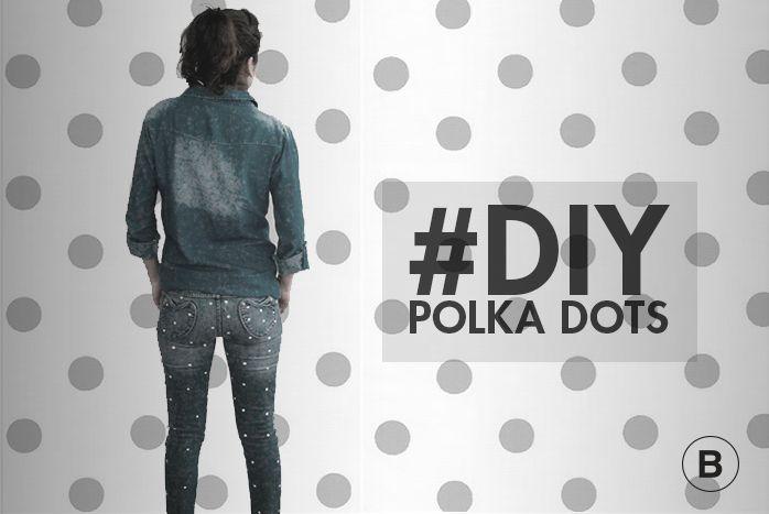 polka dots #diy