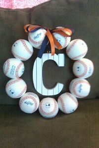 Again I couldnt add this, had to load it to my Dogster Account.  My husband made this for my soon to be nephew Caden's nursery. This is how my sister wanted it made. The theme is Detroit Tigers for his room.It was a HIT at the Baby Shower.