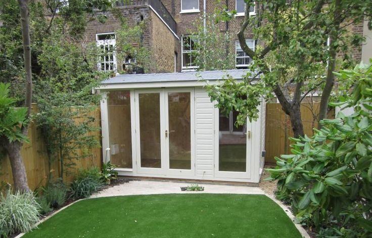 2.4 x 3.6m Bespoke Burnham Garden Studio