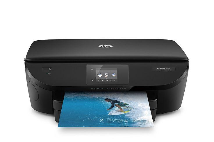 HP Envy 5642 Imprimante Multifonction Jet d'Encre Couleur WiFi. #imprimante #imprimantebureau #imprimantejetdencre #imprimanteHP