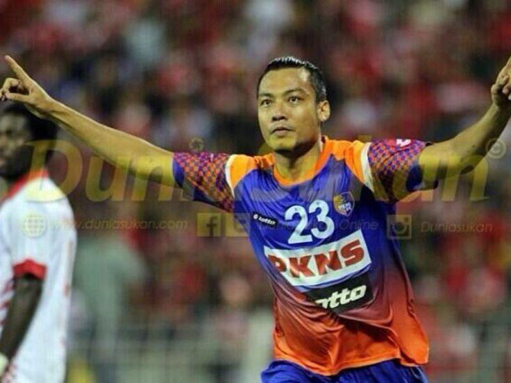 Gol tersebut berhasil dicetak ke gawang juara Piala FA, Kelantan.