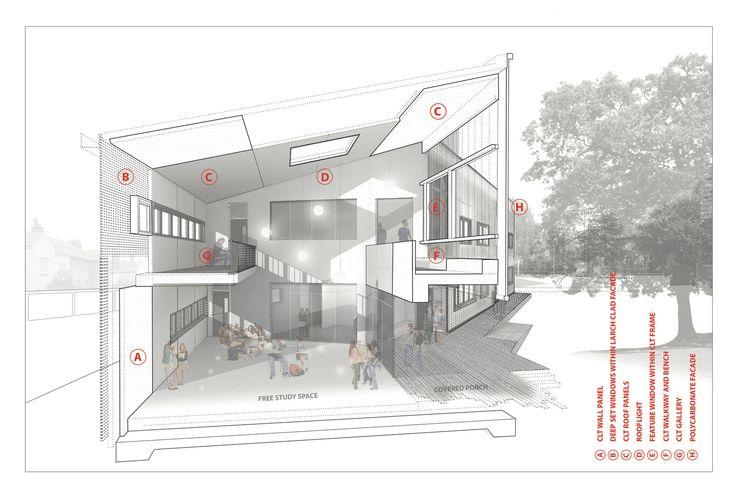 Galeria - Escola Graveney / Urban Projects Bureau - 26