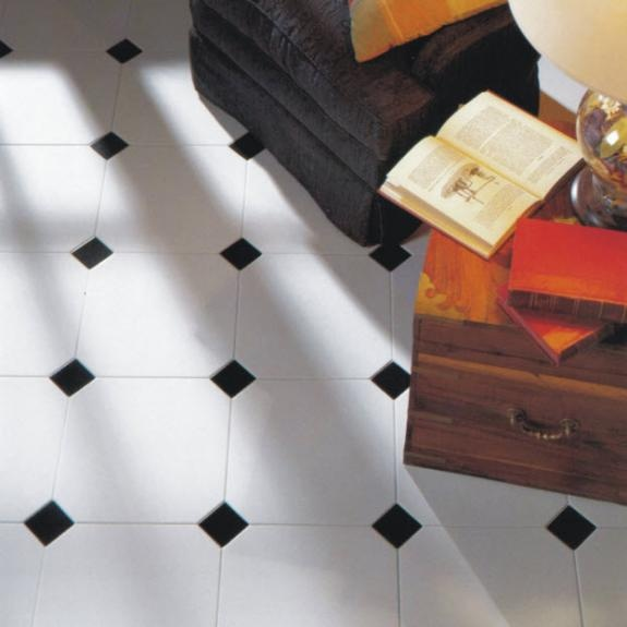 Octagon Floor Tiles