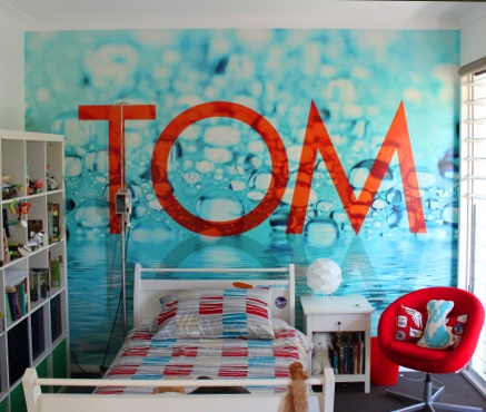 Let us create a wall for your childrens bedroom http://www.lookimages.com.au