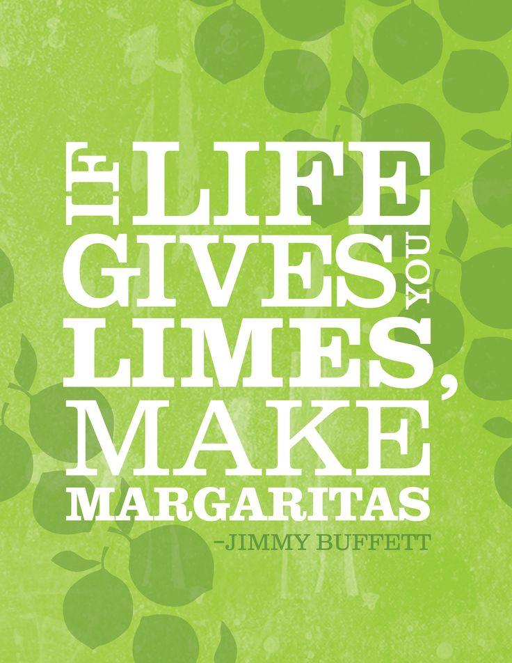 Jimmy Buffett said it well!