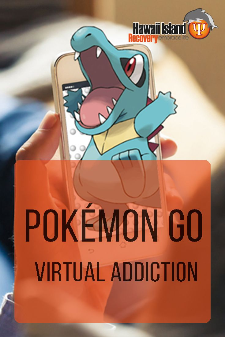 The Dangers of Augmented Reality Games | www.hawaiianrecovery.com | #addiction #recovery #hawaii