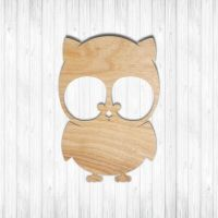 Owl template for Laser cutting and engraving. This very quite owl can be laser cut, scroll saw, hand cut or CNC router. It can be use for mosaic, scrapbooking, interior design decor, wall art, kids decor, kids toy's, invites, coasters, mothers day gift, birthday present or add to your product catalog. Cut out of wood, paper, hardboard, Perspex acrylic. Download VECTOR file PDF, AI, EPS, SVG, CDR x4. Use your favorite editing program to scale this vector to any size. You can add and rem...