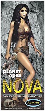 Planet Of The Apes Nova Linda Harrison Aurora Fantasy Box - Click Image to Close