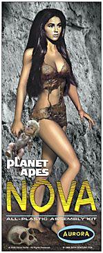 Planet Of The Apes Nova Linda Harrison Aurora Fantasy Box - Click Image to Close