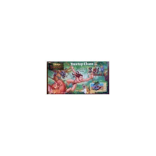 Disneys Tarzan Treetop Chase 3D Game