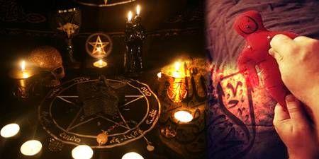 Satanic Spells - scary story
