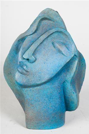 Montserrat Faura, 'Sirena', Skulptur, 21. Jh.