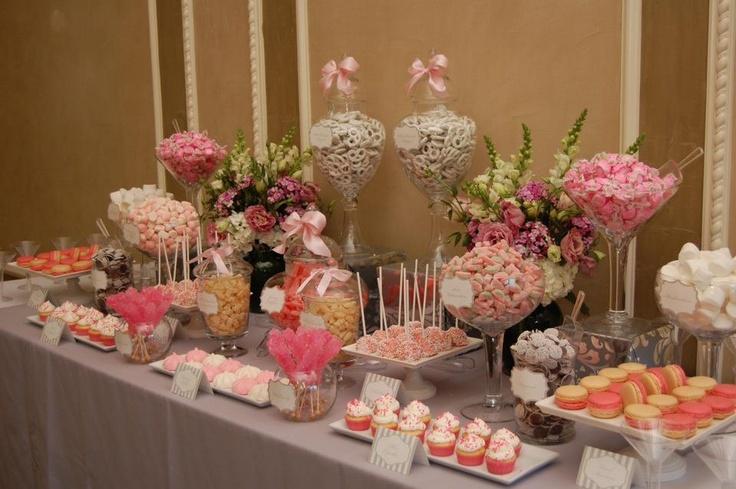 Candy Bar Wedding Stuff Pinterest