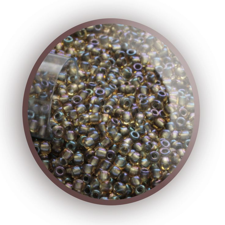Another fantastic product in our store 11/0 TR-281 Topaz... visit now!  http://kalitheo.com/products/11-0-tr-281?utm_campaign=social_autopilot&utm_source=pin&utm_medium=pin  #beads #beading #seedbeads #toho #shopping #onlineshopping