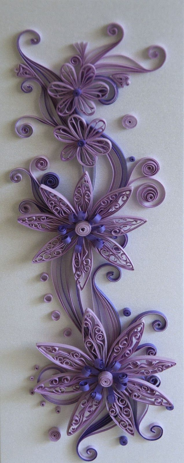 Quilling—essentially paper curling and crimping with approximate ¼″ wide strips of paper. This is a quite activity I would love to try. It's a way to kill about 6 months of time.  they NEED to be under glass because of cleanability I'm happy with black on white. Flee Markets are fun places to go and walk and look eascc
