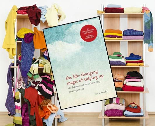 Close Out the Clutter: 12 Books About Getting Organized