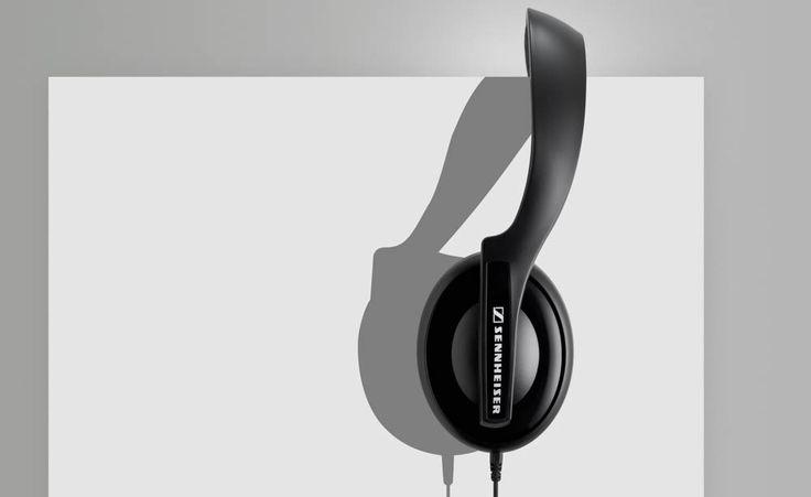Sennheiser Headphones / ©2012 Steve Temple Photography #product #photography #technology #tech #electronics #headphones #sennheiser #overear #music #earphones #recording #audio #audiophile #sound