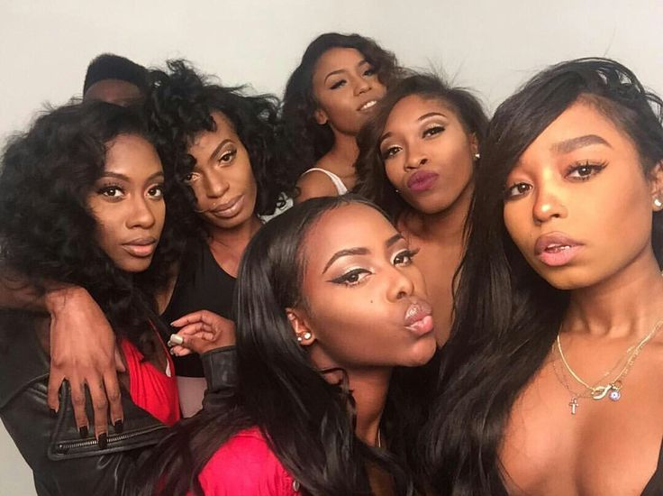 Image result for black ladies friends