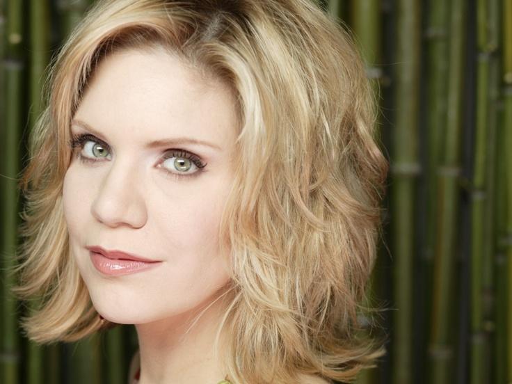 Allison Krauss, bluegrass girl