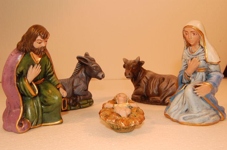 Navidad - María, José y el niño Jesús