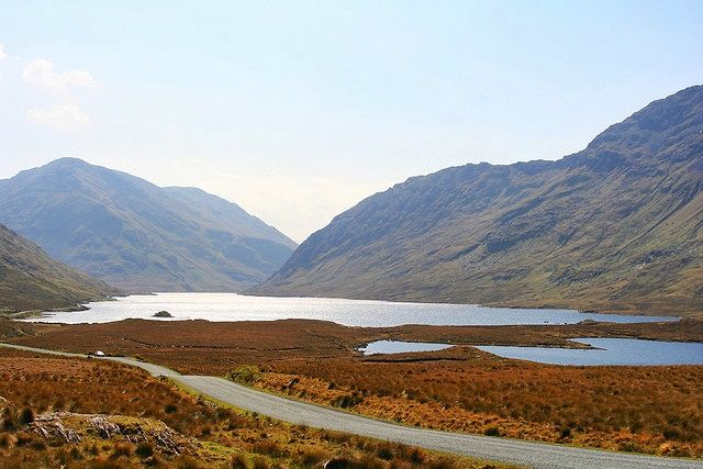 Europe's most beautiful road routes - Galway to Westport via the Doolough Valley, Ireland