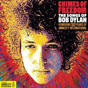 80 artists from right across the musical spectrum - including Miley Cyrus, Johnny Cash, Maroon 5 and Neil Finn - have come together to pay tribute to Bob Dylan and Amnesty International in 'Chimes of Freedom'. $32.95